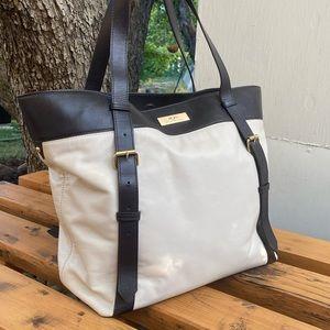 Heys Leather Tote Bag